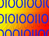 Blue Red Yellow Binary