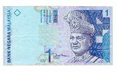 1 Rm Bill Of Malaysia