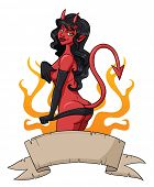 foto of she devil  - Pin - JPG
