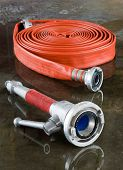 Firehose And Nozzle