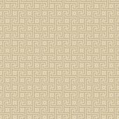 A beige vector pattern made with swastika.