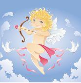 Cute cupid