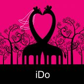 Big Love (visit our gallery for more valentine vectors).