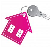 house key (2) vector