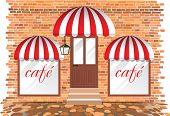 cafe showcase