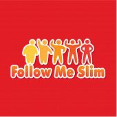 image of eat me  - template label  - JPG