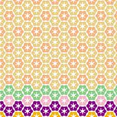 Seamless pattern. Pattern swatches included.