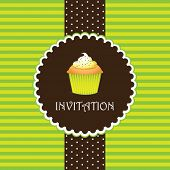 cupcake invitation background 07