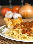 Spaghetti & Meat Sauce