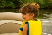 Younggirlonboat