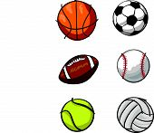 Kids Sports Balls.