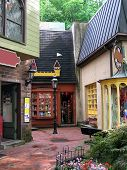 foto of gatlinburg  - a quaint colorful village found in Gatlinburg - JPG