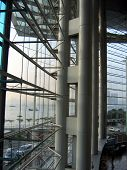 Architecture Interior Structure poster
