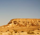 picture of zealots  - Ruins at Masada with Dead Sea in background - JPG