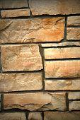 Flagstone Wall