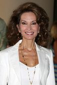 LOS ANGELES - AUG 2:  Susan Lucci arrives at the Cable TCA Press Tour at Beverly Hilton Hotel on Aug