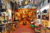 stock photo of nick-nack  - Objects for sale in a Jersualem Market - JPG
