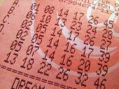 die Lotterie zu gewinnen
