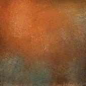 Orange Background with Gray