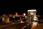 Hungary, Budapest At Night