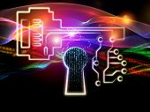 Lights Of Encryption