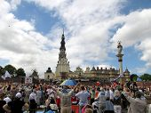 VII Congress Of The Catholic Charismatic Renewal Czestochowa, Poland, Meeting In Front Of Jasna Gora