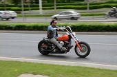 Harley-davidson Motorcyclist