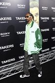 LOS ANGELES - AUG 4: Snoop Dogg at the World Premiere of Takers, held at the Arclight Cinerama Dome