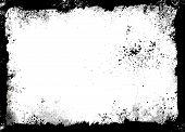 Dark Grunge Frame