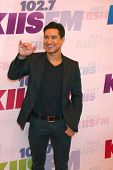 LOS ANGELES - MAY 11:  Mario Lopez arrives at the 2013 Wango Tango concert produced by KIIS-FM at the Home Depot Center on May 11, 2013 in Carson, CA