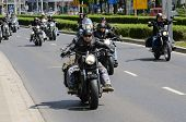Super Rally - Harley Motor Parade