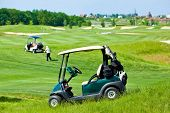 Golf Club Cars