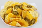 picture of nachos  - Nacho chips - JPG