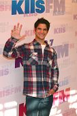 LOS ANGELES - MAY 11:  Tyler Posey attends the 2013 Wango Tango concert produced by KIIS-FM at the Home Depot Center on May 11, 2013 in Carson, CA