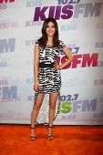 LOS ANGELES - MAY 11:  Victoria Justice attends the 2013 Wango Tango concert produced by KIIS-FM at the Home Depot Center on May 11, 2013 in Carson, CA