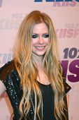 LOS ANGELES - MAY 11:  Avril Lavigne arrives at the 2013 Wango Tango concert produced by KIIS-FM at the Home Depot Center on May 11, 2013 in Carson, CA
