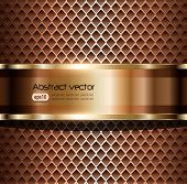 pic of copper  - Background elegant metallic - JPG