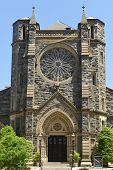Washington DC - Saint Patrick's  Catholic Church