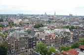 Amsterdam From High