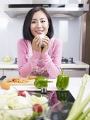 Asian Housewife
