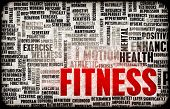 picture of cardiovascular  - Fitness Concept for Weight Loss and Health - JPG