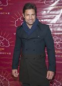 NEW YORK-DEC 16: Actor Manu Bennett attends the 11th annual Tibet House US Benefit Auction at Christie's Auction House on December 16, 2013 in New York City.