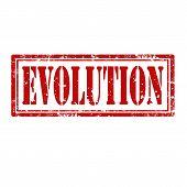 Evolution-stamp