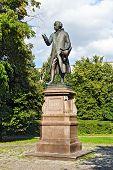 Monument To Emmanuel Kant. Kaliningrad (koenigsberg Before 1946), Russia