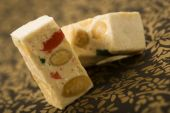 Turron Nougat Blocks With Candied Fruit