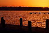 Sunset View (landscape)