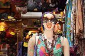 Cheerful Mannequin