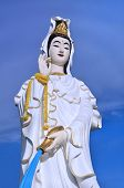 Statue Of The Goddess Guanyin