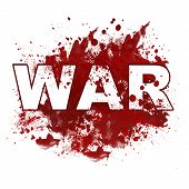 War Bloody Blot