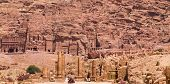 Ancient City Of Petra, Jordan